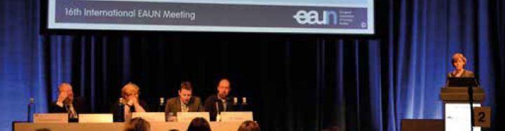 New video session format at 17th EAUN Meeting in Munich