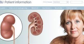 Patient inform website