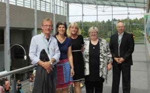 First 'Uro Day' in Manfred-Sauer-Foundation